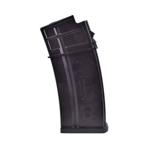 BIG DRAGON HI-CAP 470 RDS MAGAZINE FOR G36 BLACK (BD-4226)