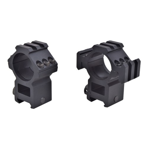 BIG DRAGON SCOPE MOUNT 30mm FOR WEAVER RAILS BLACK (BD-9168)