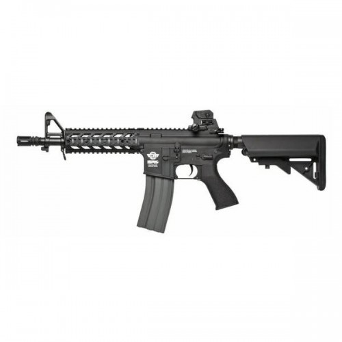 G&G ARMAMENT ELECTRIC RIFLE CM16 RAIDER BLACK (GG13B)