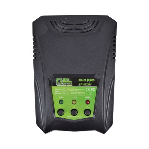 FUEL BATTERY CHARGER LI-PO / LI-FE / NI-MH / NI-CD (FL-SK57)