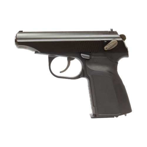 WE GAS PISTOL MK BLACK (WE-MA01B)