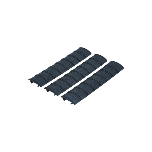 ELEMENT 3 RAIL COVERS SET BLACK (EL-EX320B)