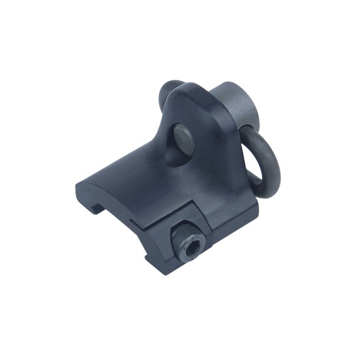 ELEMENT QD SLING SWIVEL FOR 20MM RAILS BLACK (EL-EX249B)