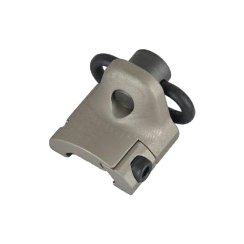 ELEMENT QD SLING SWIVEL FOR 20MM RAILS DARK EARTH (EL-EX249T)