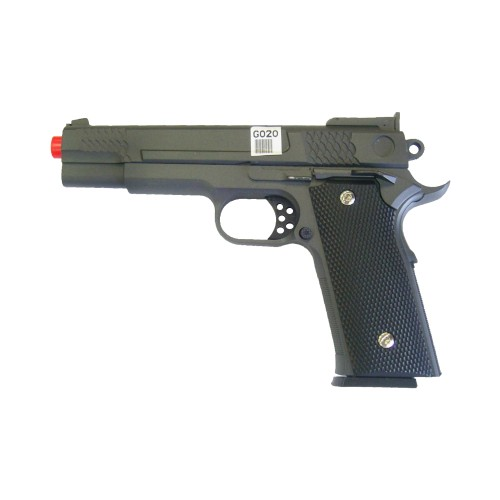 SPRING POWERED PISTOL G-SERIES (G020)