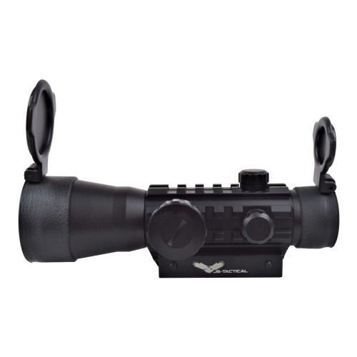 JS-TACTICAL RED DOT 2X ZOOM...