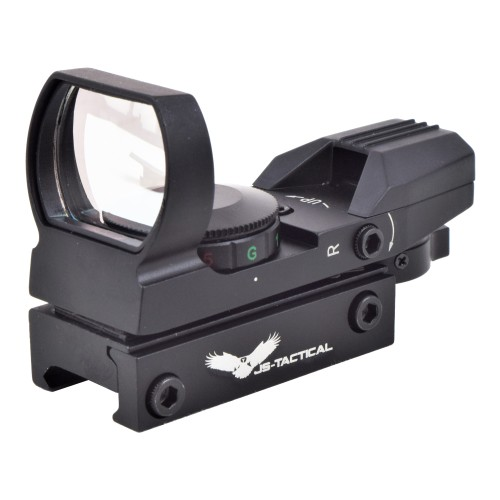 JS-TACTICAL RED DOT HOLOSIGHT BLACK (JS-15X35)