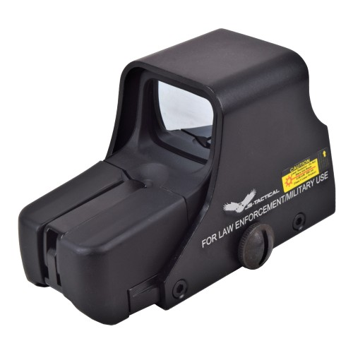 JS-TACTICAL HOLOGRAPHIC RED DOT COMPACT VERSION BLACK (JS-RD551)