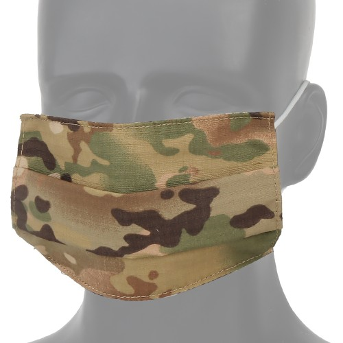 WOSPORT ANTI-EPIDEMIC MASK COVER MULTICAM (WO-MA127)