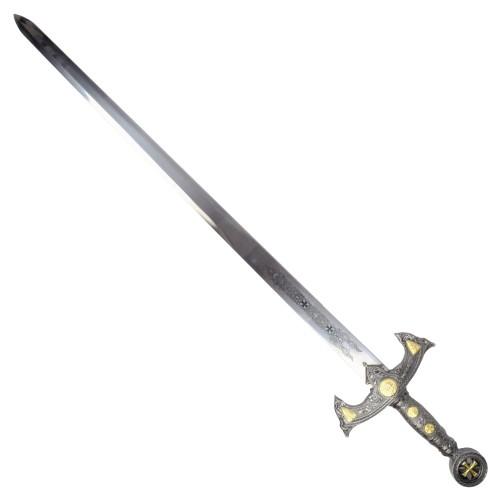 ORNAMENTAL TEMPLAR SWORD (SW1358)