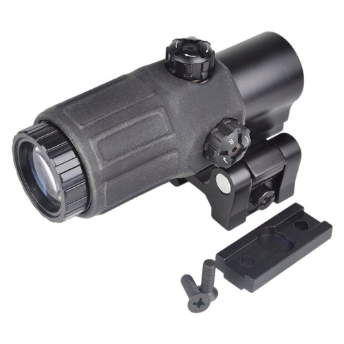 AIM-O MAGNIFIER 3X BLACK (AO5348-B)