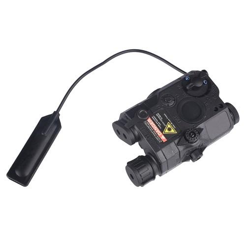 WADSN RED LASER WITH WHITE LED LIGHT BLACK (WDX001-B)