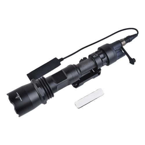 NIGHT EVOLUTION FLASHLIGHT LED BLACK (EL-EX109B)