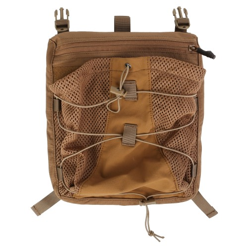 EMERSONGEAR BUNGEE BACKPACK FOR 420 TACTICAL VEST COYOTE BROWN (EM9534CB)