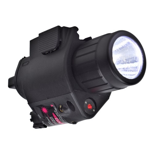 D|BOYS TORCIA LED CON LASER ROSSO (DB058)