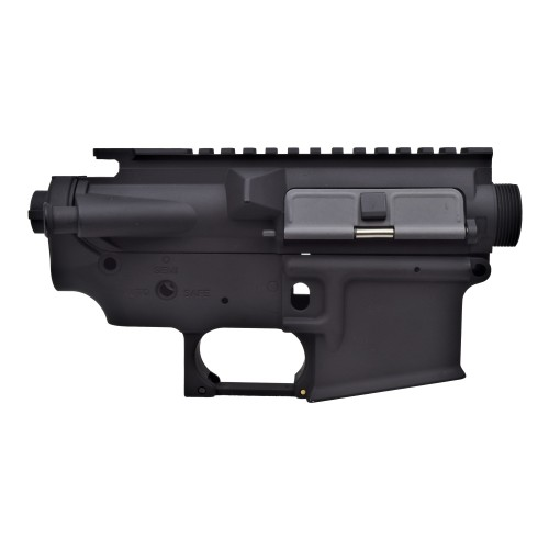 D|BOYS M4 METAL UPPER AND LOWER RECEVIER BLACK (DB016)