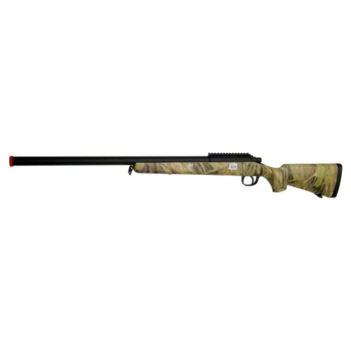SNIPER SPRING POWERED RIFLE ITALIAN CAMO (MP001TC)