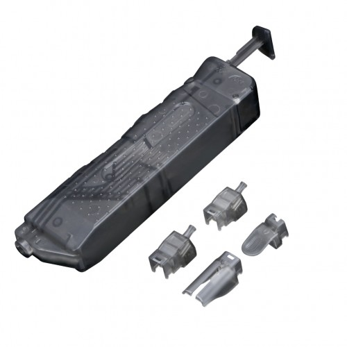 WOSPORT BBLOADER 250 ROUNDS FOR CALIBER 4.5mm BLACK (WO-0408)