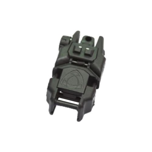 APS RHINO REAR FLIP-UP SIGHT BLACK (APS-GG039B)