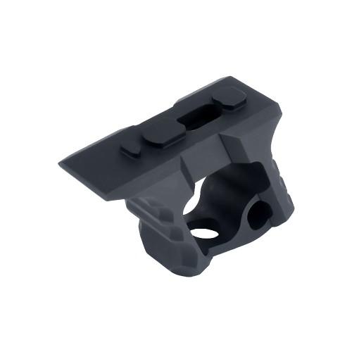 METAL HAND STOP FOR KEYMOD/M-LOK SYSTEMS BLACK (ME6086-B)