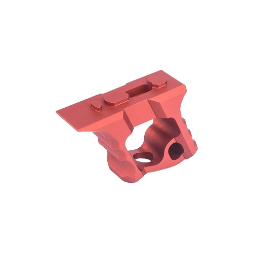 METAL HAND STOP FOR KEYMOD/M-LOK SYSTEMS RED (ME6086-RED)