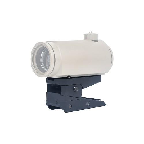 AIM-O ELE MOUNT FOR T1/T2/MRO/RMR RED DOT BLACK (AO1732-B)