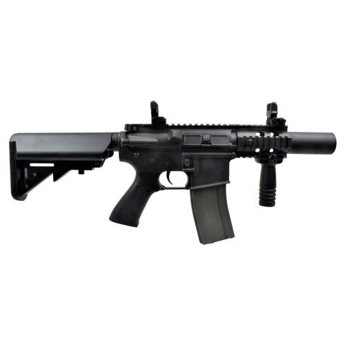 ARES ELECTRIC RIFLE M4 CQB BLACK (AR-SC021)