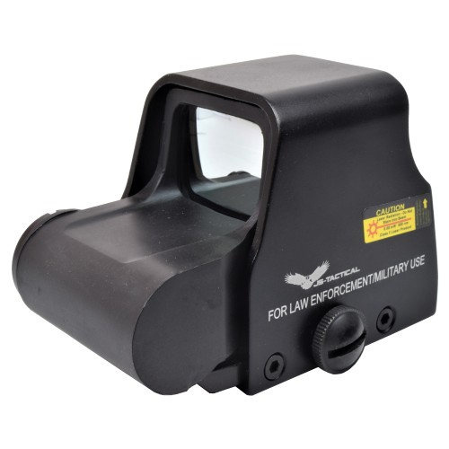 JS-TACTICAL RED DOT OLOGRAFICO NERO (JS-RD553)