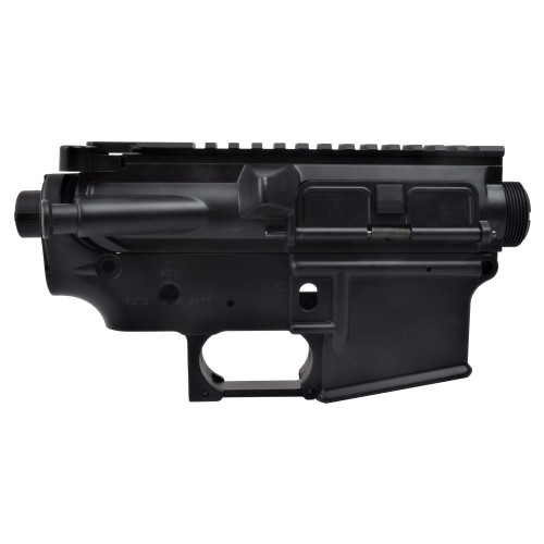 J.G. WORKS POLYMER UPPER AND LOWER RECEIVER FOR M4 SERIES BLACK (B-X041B)