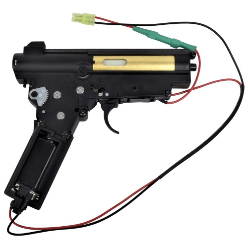 J.G. WORKS COMPLETE METAL GEARBOX WITH MOTOR FOR AK47 SERIES (A-X098)