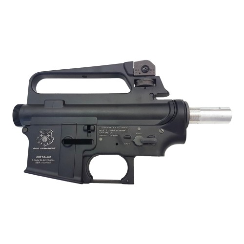 G&G METAL RECEIVER FOR GR16 A2 SERIES (GG-08-053)