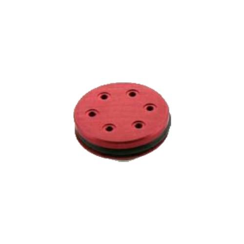 ALUMINUM PISTON HEAD RED (TPRA)