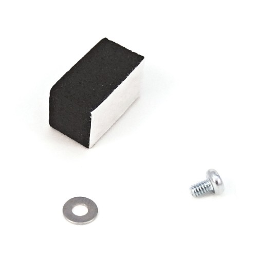 LEVIATHAN SPARE FOAM AND SCREW FOR LEVIATHAN V2 (JT-LEV-SP)