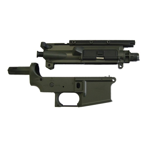 ROYAL POLYMER UPPER AND LOWER RECEIVERS S-SYSTEM (M141)
