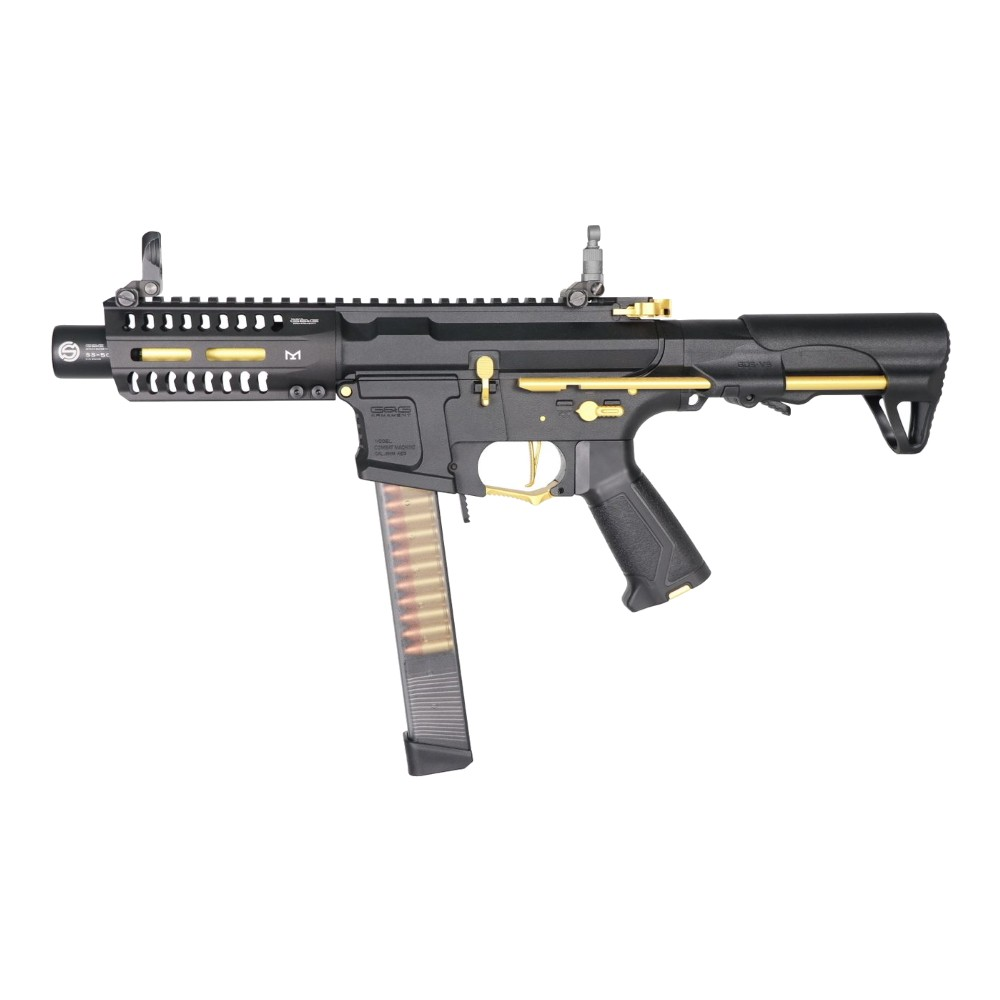 G&G ELECTRIC RIFLE ARP9 STEALTH GOLD (GG-ARP9STGOLD)