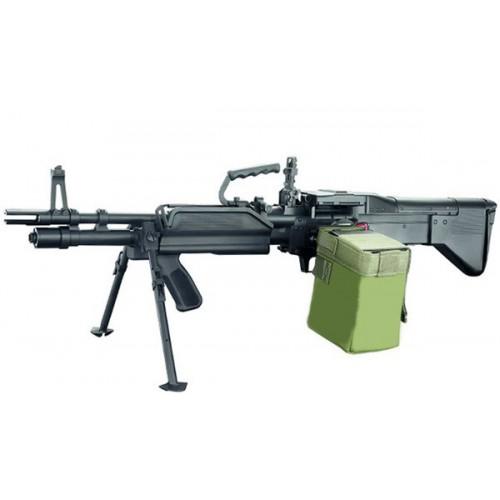 A&K ELECTRIC RIFLE MK43 M60 (MK43)