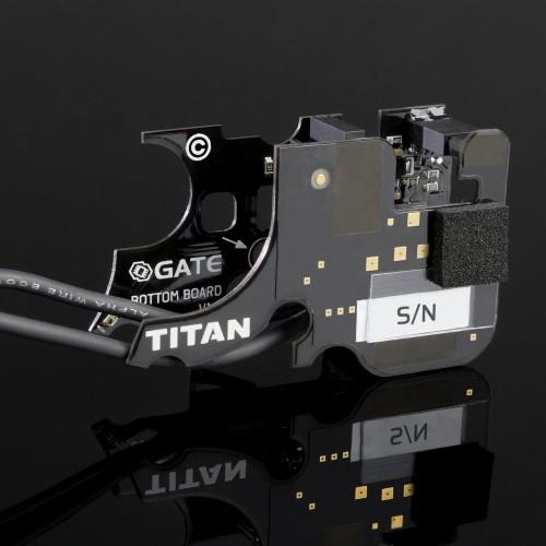 GATE TITAN V2 EXPERT BLU SET CAVI POSTERIORI (TTN2-EBR)