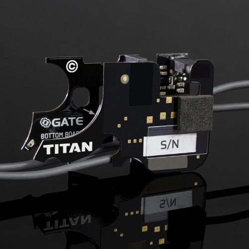 GATE TITAN V2 EXPERT BLU SET CAVI ANTERIORI (TTN2-EBF)