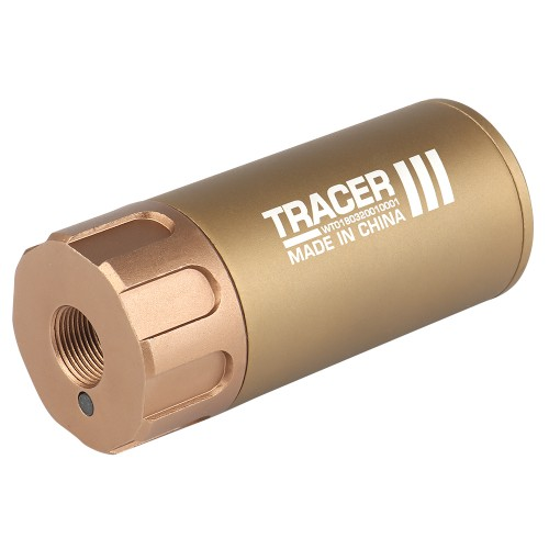WOSPORT AUTOTRACER UNIT TRACER III 14mm DARK EARTH (WO-EX18T)
