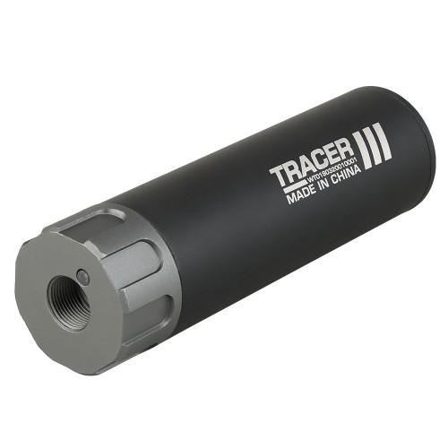 WOSPORT AUTOTRACER UNIT TRACER III 13.2 14mm BLACK (WO-EX19B)