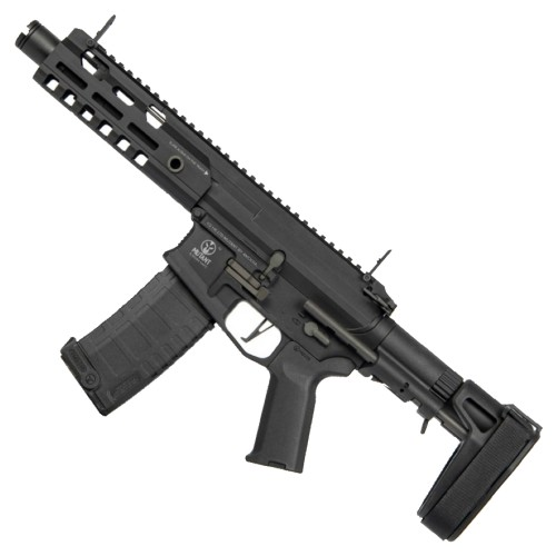 AMOEBA ELECTRIC RIFLE MUTANT AM-M-002 BLACK (AR-MUT7B)