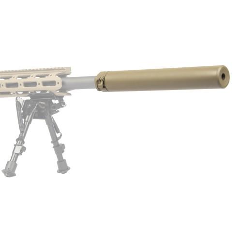 ARES SILENCER M40-A6 DARK EARTH (AR-SIL10T)