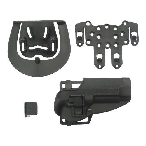 ROYAL PISTOL HOLSTER M92 SERIES BLACK (HM9-B)