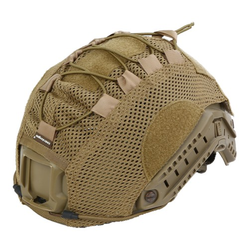 EMERSONGEAR FAST HELMETS COVER COYOTE BROWN (EM9560CB)