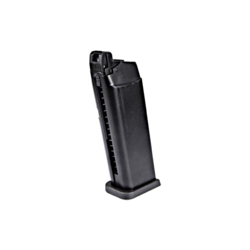 WE GAS MAGAZINE 20 ROUNDS FOR G19-G23 SERIES (CAR WG03)