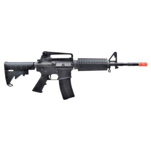 WE BLOWBACK GAS RIFLE M4A1 BLACK (WRM1B)