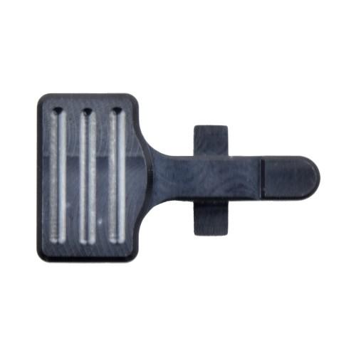 RETROARMS CNC BOLT CATCH AR15 TYPE B GREY (RA-7027)