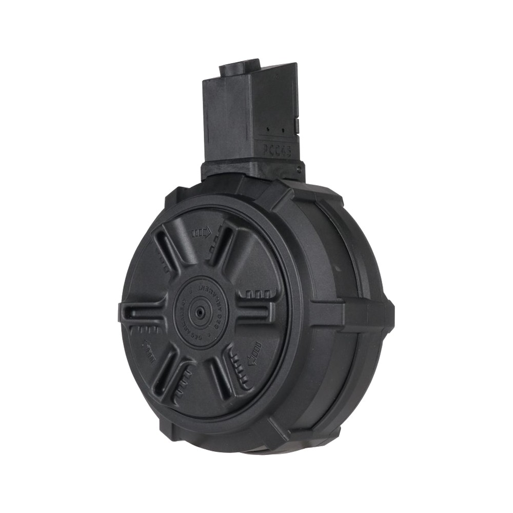 G&G 1500 ROUNDS DRUM MAGAZINE FOR PCC45 (G08198)