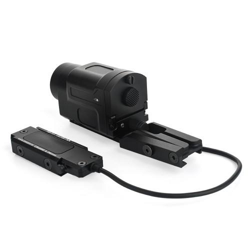 WADSN LED FLASHLIGHT 500 LUMEN BLACK (WD4050-B)