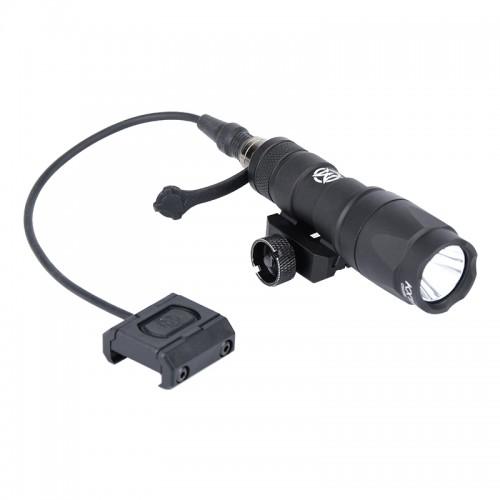 WADSN LED FLASHLIGHT 280 LUMEN BLACK (WL001-B)